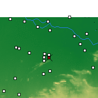 Nearby Forecast Locations - Sheikhpura - mapa